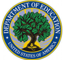 United States of America Department of Education logo