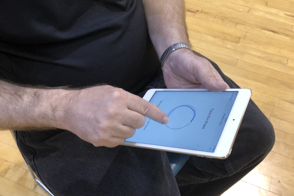 Mobile app for Parkinson's patient